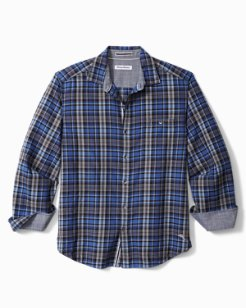 Tropic Tartan Flannel Shirt