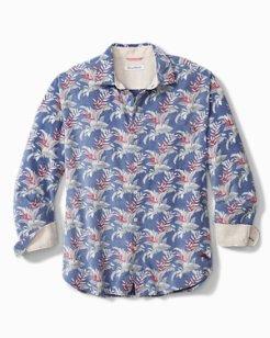 Coastline Corduroy Tropi-Cord Blooms Shirt