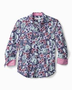 Newport Coast Zanzibar Flora IslandZone® Shirt