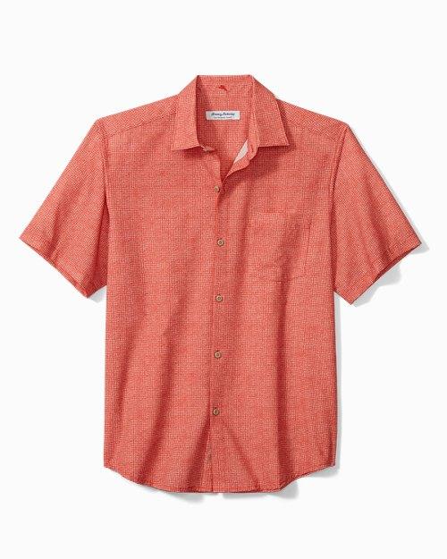 Bahama Coast Tiles IslandZone® Camp Shirt