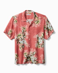 Shadow Bay Blooms Camp Shirt