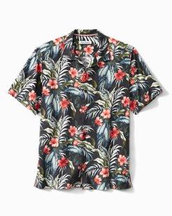 Evening Blooms IslandZone® Camp Shirt
