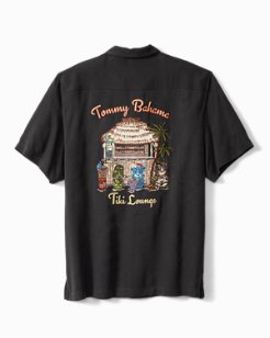 Tiki Lounge Camp Shirt