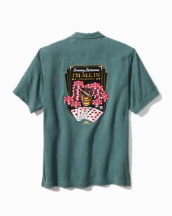 I'm All In Camp Shirt