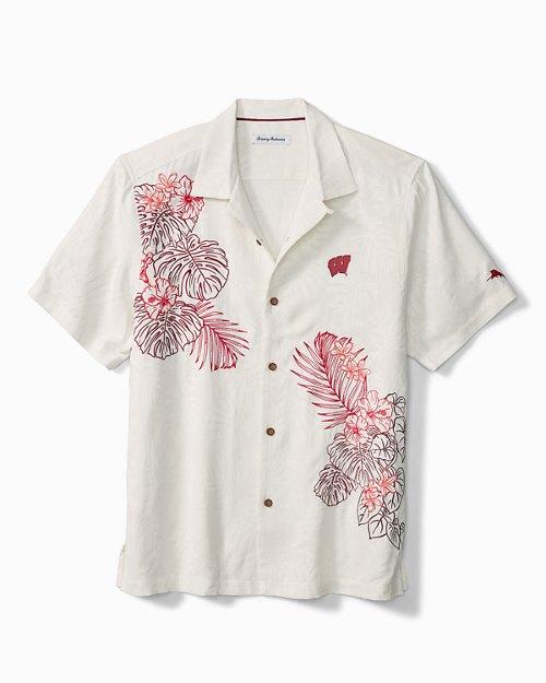 Collegiate La Playa Luau Camp Shirt