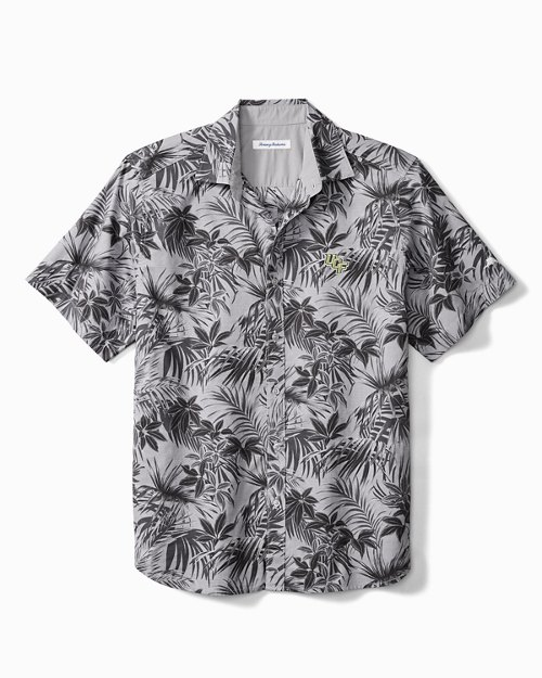 Collegiate Reign Forest Fronds Camp Shirt