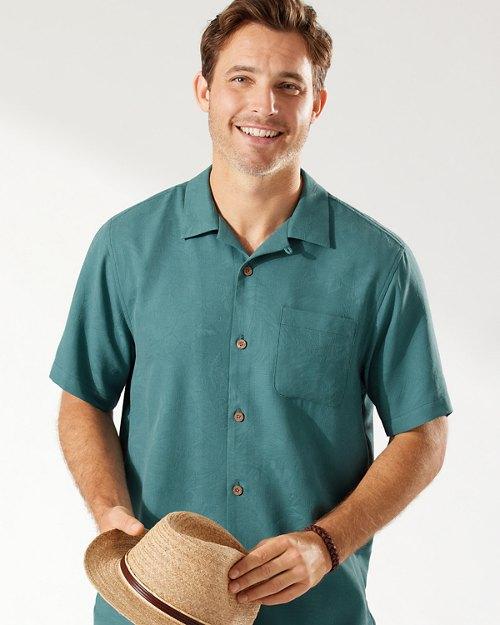 Tropic Isles Camp Shirt