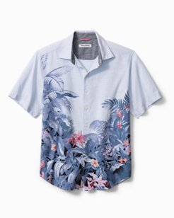 Chambray Jungle Camp Shirt