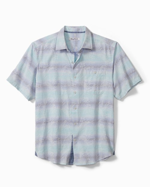 Sardinia Seas Camp Shirt
