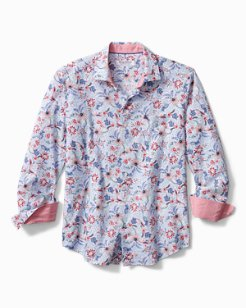 Newport Coast Ibiza Blooms Shirt