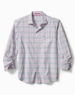 Siesta Key Nassau Plaid IslandZone® Shirt