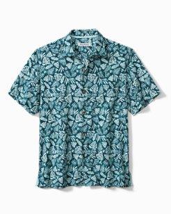 Monstera Del Mar IslandZone®Camp Shirt