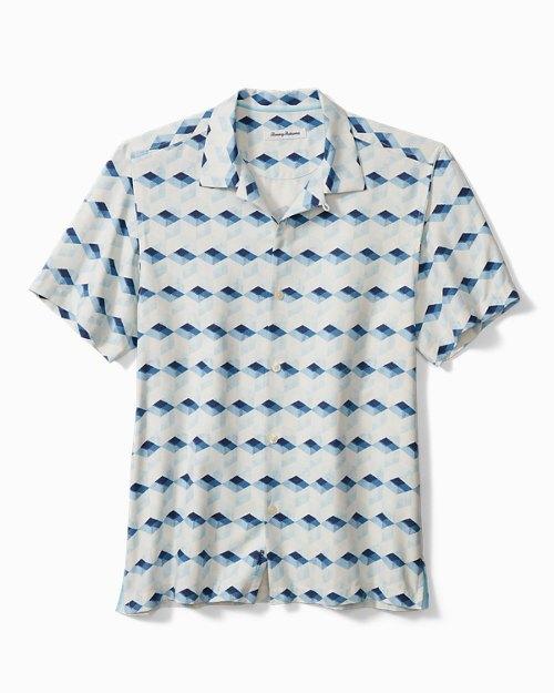 Isle Of Tile IslandZone®Camp Shirt
