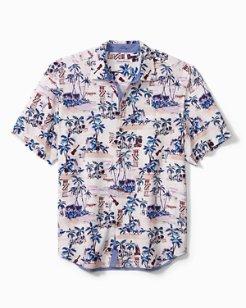 Fiesta Playa Camp Shirt
