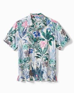 Garden Getaway Camp Shirt