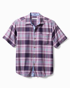 Romero Plaid Camp Shirt