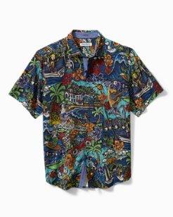 Artist Series Cali Coast Camp Shirt