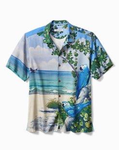 Artist Series Naples Paradise Pier Camp Shirt