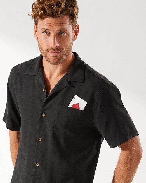 Royal Flush Camp Shirt