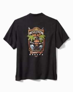 Bring On The Heat Camp Shirt