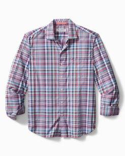 Siesta Key Kona Check IslandZone® Shirt