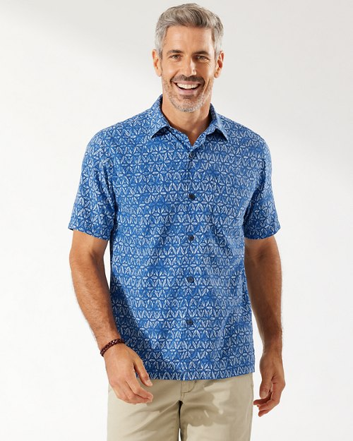 Barrier Batik IslandZone® Camp Shirt