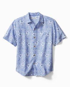 Coconut Point Tropical Geo IslandZone® Camp Shirt