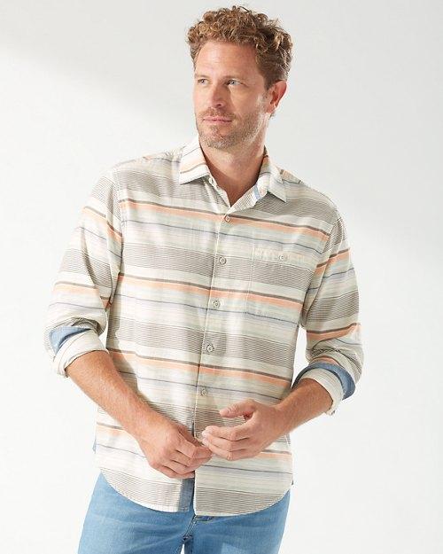 Coral Horizon Shirt