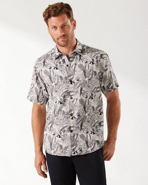 Pandemonium In Paradise IslandZone® Camp Shirt