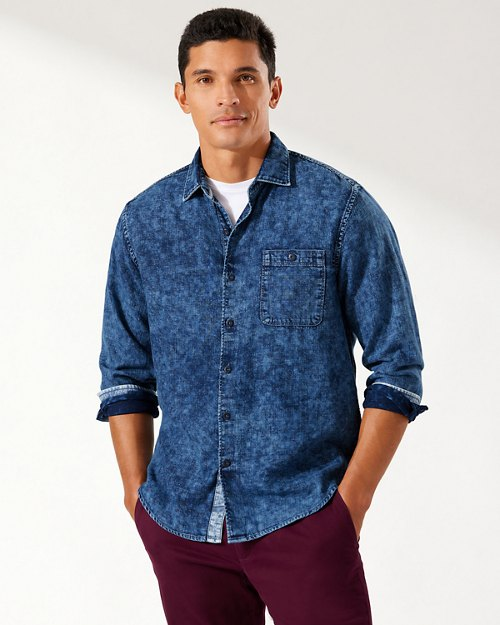 Indigo Beach Shirt