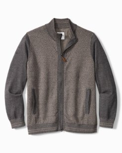 Stone Town Full-Zip Cardigan