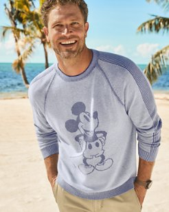 Disney Seashore View Crewneck Sweater