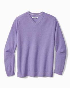 Coolside IslandZone® V-Neck Sweater