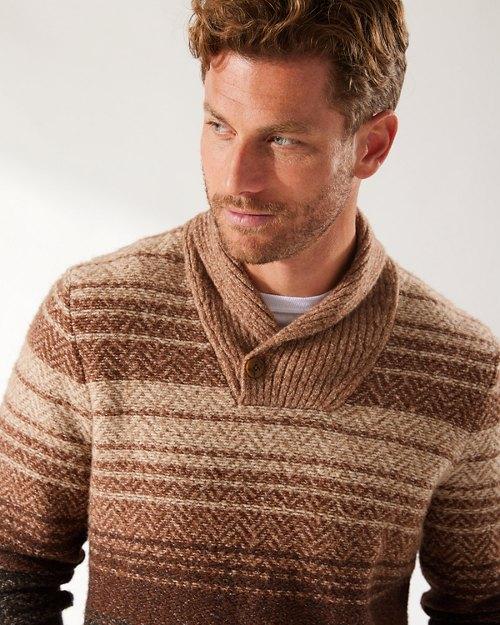 Newcastle Beach Shawl Sweater