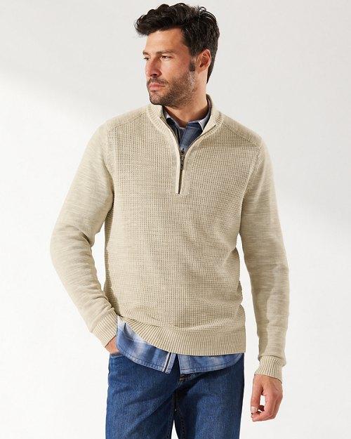 Sandover Half-Zip Sweater