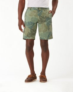 Camo Fronds 10-Inch Shorts