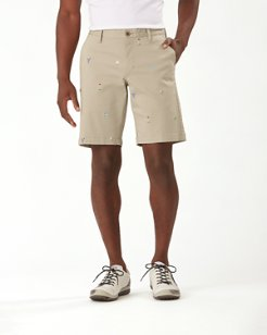 Hit The Links 10-Inch Shorts