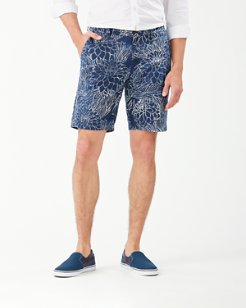 Midnight Floral 10-Inch Shorts