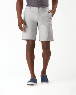 Chip Shot IslandZone® 10-Inch Oxford Shorts