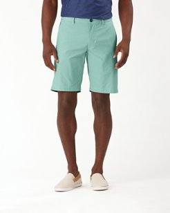 Chip Shot IslandZone® 10-Inch Oxford Shorts