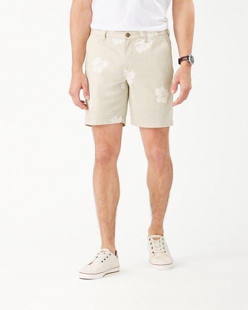 Boracay Camo Fronds 8-Inch Shorts