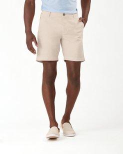 Chip Shot IslandZone® 8-Inch Oxford Shorts