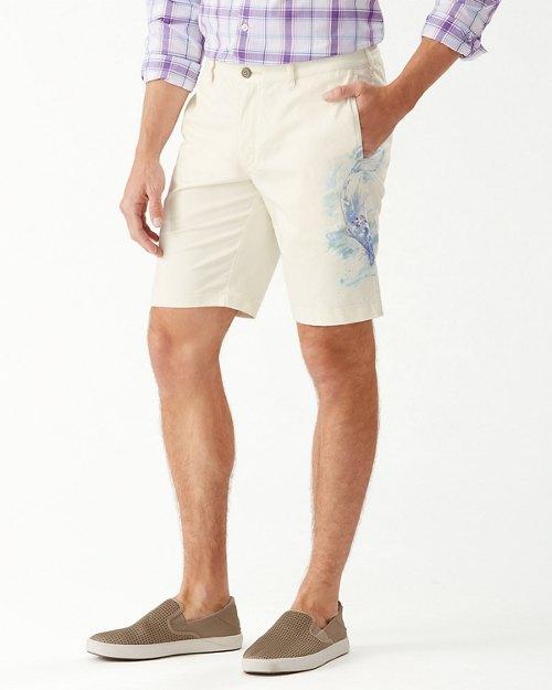 Boracay Koi Seas 10-Inch Shorts