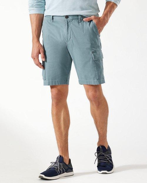 Coastal Key 10-Inch Cargo Shorts