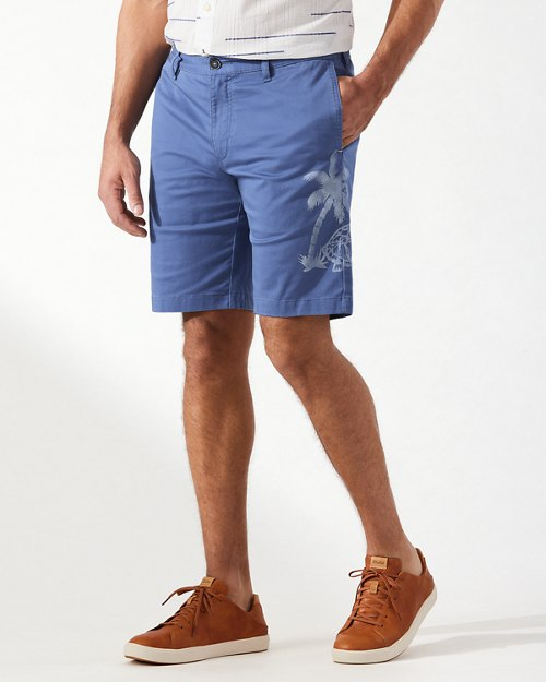 Boracay Turtle Oasis 10-Inch Shorts
