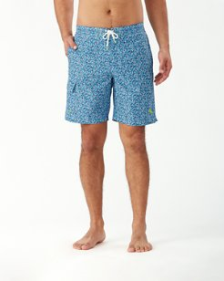 Baja Marine Mosiac 9-Inch Board Shorts