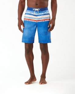 Baja Beach Trek 9-Inch Board Shorts