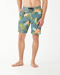 Baja Sir Tweets a Lot 9-Inch Board Shorts