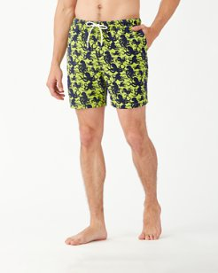 Naples Flocktopus 6-Inch Swim Trunks