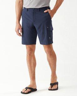 Cayman Isles IslandZone® 10-Inch Cargo  Shorts